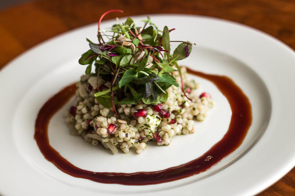 TMH Feta, Fennel & Couscous Salad