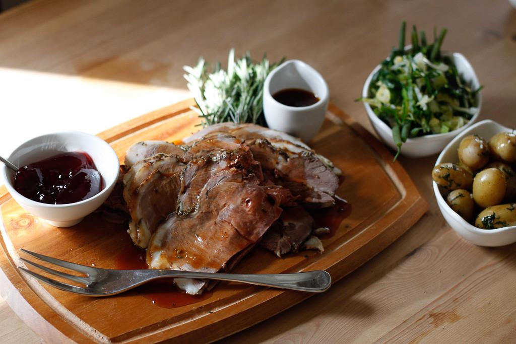 TMH Roast Lamb