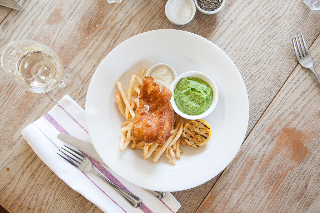 TMH Fish and Chips