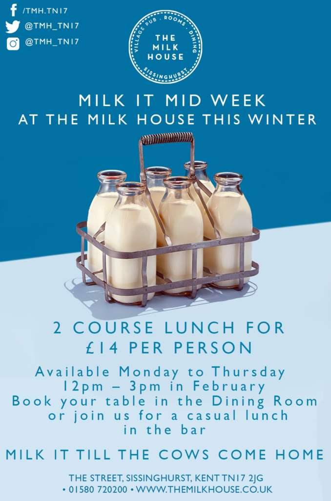 Milk It Mid Week